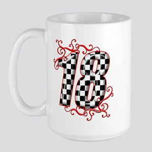 RaceFashion.com Large Mug